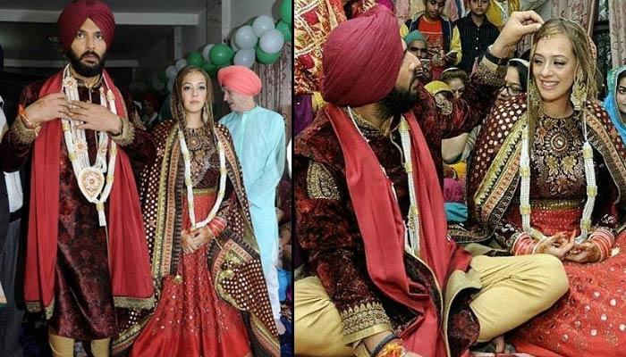The Complete Wedding Album Of Yuvraj Singh And Hazel Keech Is Here