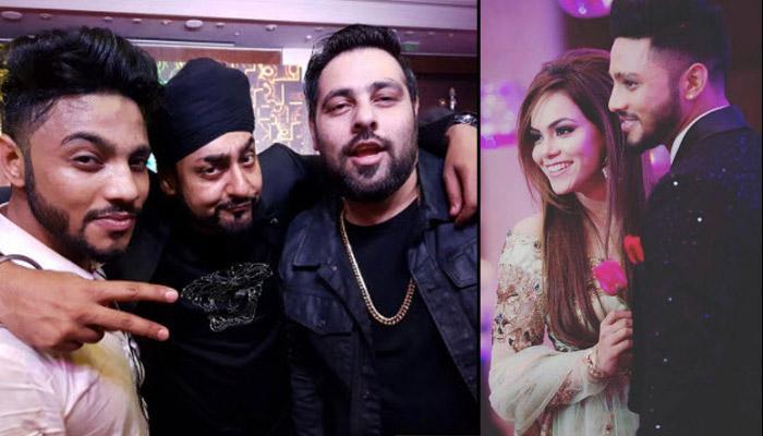Mehendi Pictures Of Rapper Raftaar And Fiance Komal Vohra ...