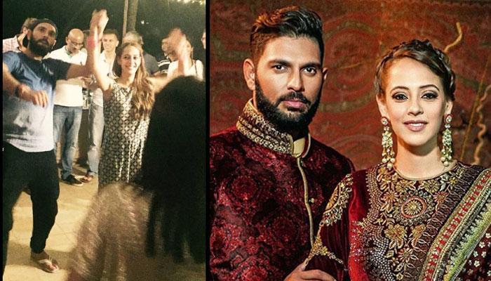 Yuvraj Singh And Hazel Keech's Goa Wedding Celebrations Begin!