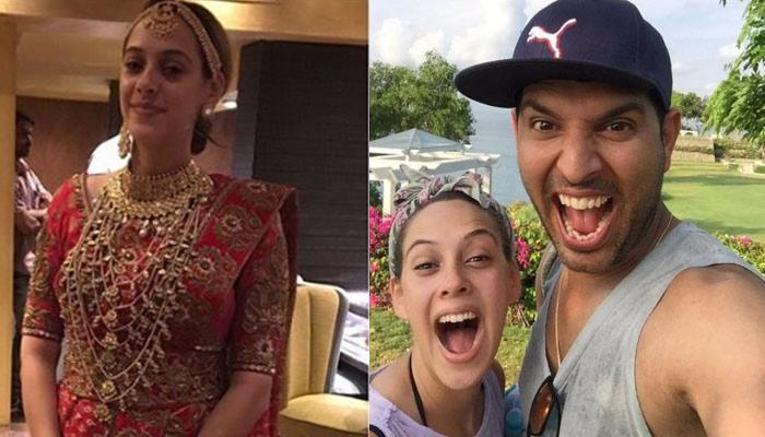 Hazel Keech's Unique Bachelorette Trip Which Was A Surprise By Yuvi Will Put You In Awe