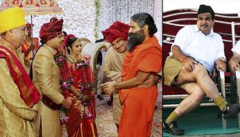 Union Minister Nitin Gadkari's Daughter Gets Married In An Expensive And  Glittering Ceremony