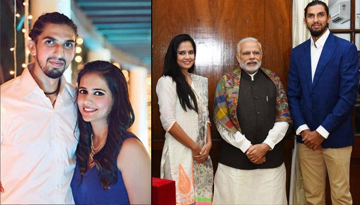 Cricketer Ishant Sharma Personally Invites PM Narendra Modi For His Wedding