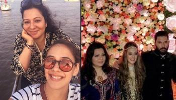 Yuvraj Singh's Mom Shabnam Reveals Why She Adores Her 'Bahu' Hazel Keech
