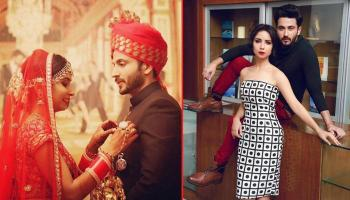 7 Most Stylish Looks Of Television's Hottest Couple Vinny Arora And Dheeraj Dhoopar