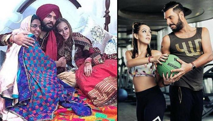 Newlyweds Yuvraj Singh And Hazel Keech Share Cutesy Pictures From Their Honeymoon