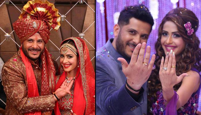 Unseen Pictures Of Dimple Jhangiani's Wedding And Other Functions Will Take You To Another World