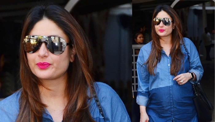 Revealed: This Is The Reason Why Mom-To-Be Kareena Is Not Allowed To Go Out