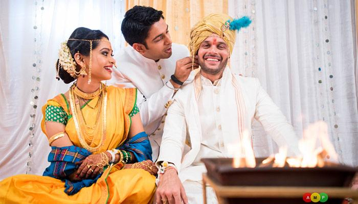 Ravish Desai And Mugdha Chaphekar's Wedding Pictures Straight From Their Photographer