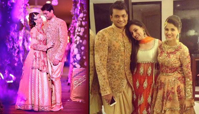 'Dil Dosti Dance' Fame Vrinda Dawda's Sangeet Ceremony Was As Mesmerising As It Gets