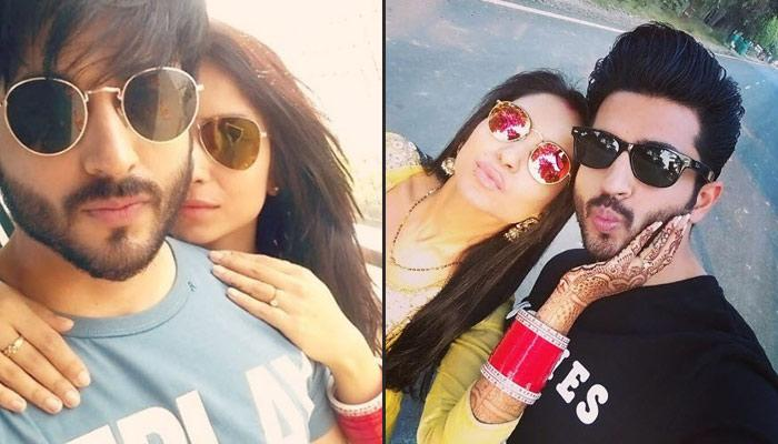 Vinny Arora's Adorable Birthday Wish For Hubby Dheeraj Dhoopar Is Clearly Love Goals