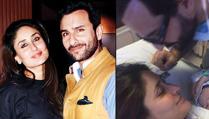 Saif, Kareena And Their Little Nawab Taimur Look Picture Perfect In One Frame
