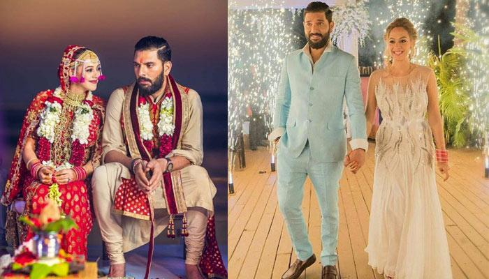 10 Amazing Wedding Planning Tips You Can Steal From Yuvraj And Hazel's Wedding