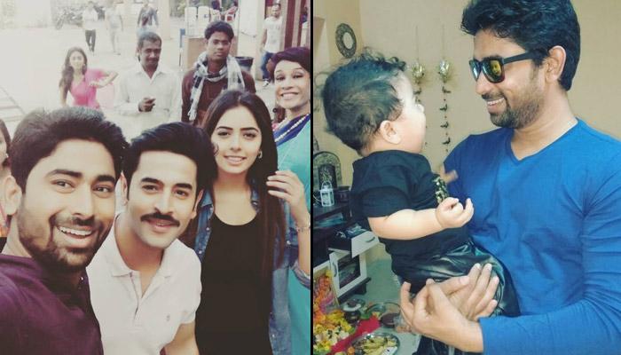 'Jaana Na Dil Se Door' Fame Actor Manmohan Tiwari Is A Proud Father Of A Son