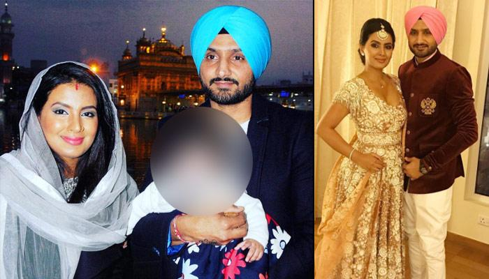 Harbhajan Singh And Geeta Basra's Daughter's First Picture Is Out!