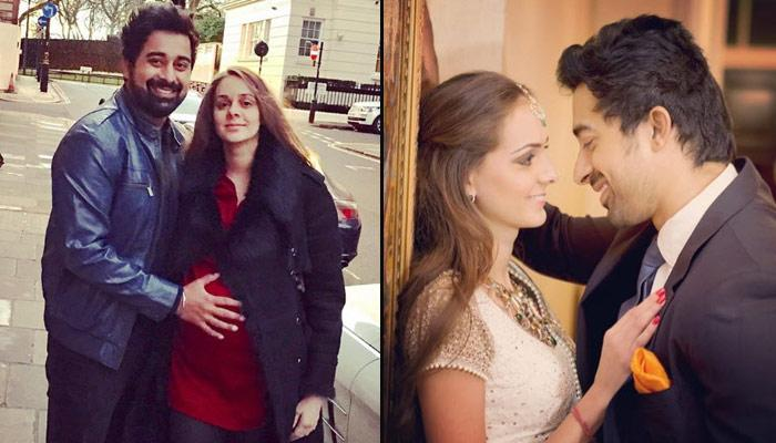 Rannvijay Singha Spends Some Quality Time With His Preggers Wifey In London