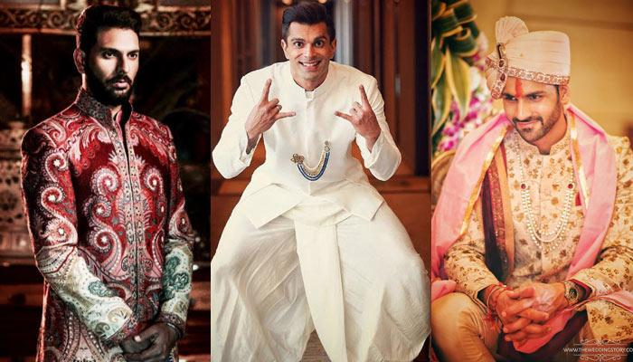 Best Of 2016: Most Stylish Celebrity Grooms Of The Year