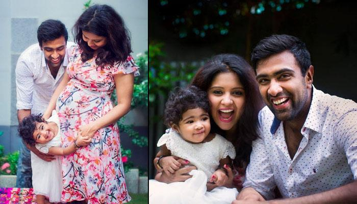 'Cricketer Of The Year' Ravichandran Ashwin Becomes A Father For The Second Time