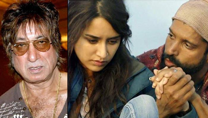 Angry Daddy Shakti Kapoor Finally Reacts To The News Of Shraddha Living In With Lover Farhan