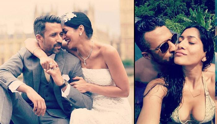 Newlywed Actress Himarsha Venkatsamy Shares Sizzling Pictures Of Her Honeymoon