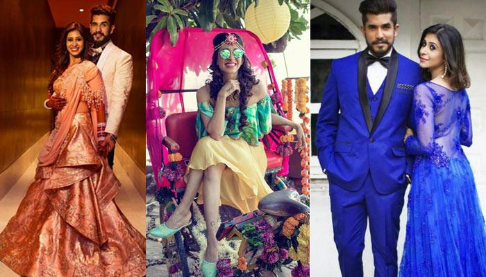 Decoded: Kishwer Merchant's Ethereal Bridal Looks