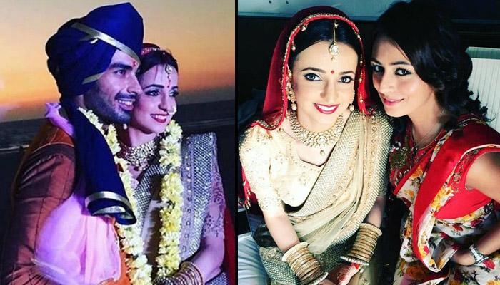 Television Sweethearts Sanaya Irani And Mohit Sehgal Get ...