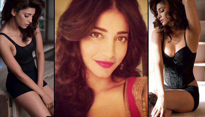 Beauty And Fitness Secrets Behind Shruti Hassan's Perfect Figure And Beautiful Face Revealed