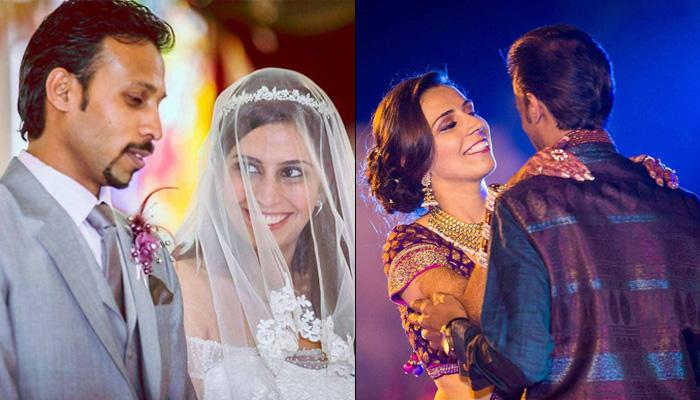Siby And Nazareh's Wedding Will Convince You To Believe That Some Love Stories Are Eternal