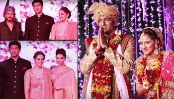 The Fairytale Wedding Video of Ahaana Deol and Vaibhav Vohra