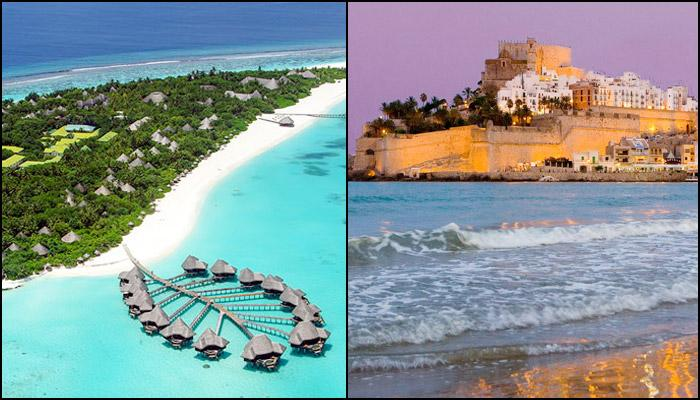 Best honeymoon destinations to visit between january and for Best vacation destinations in march