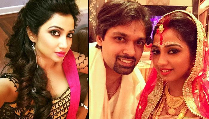 The Beautiful Wedding Story Of Childhood Sweethearts Singer Shreya Ghoshal And Shiladitya