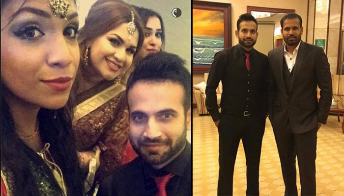 Indian Cricketer Irfan Pathan Got Married To Model Safa Baig In Saudi Arabia