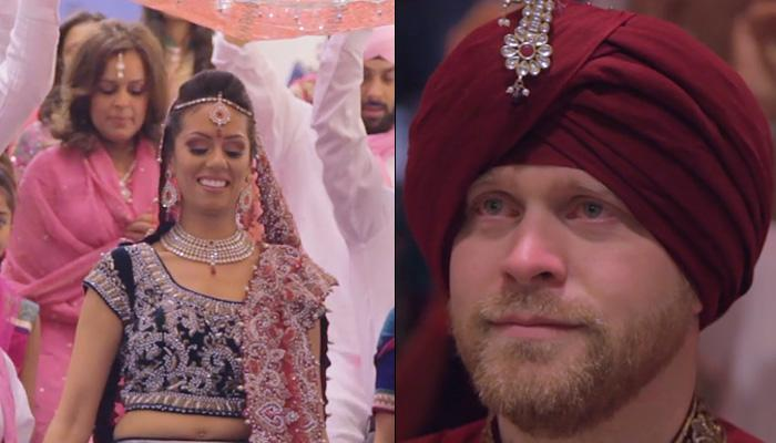 The Wedding Video Of 'Tum Hi Ho' Couple Frank And Simran Will Leave You Spell-Bound