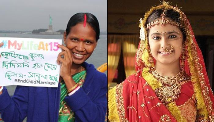 The Inspiring Tale Of A Child Marriage Victim And Her Dream To Finish Her School Education