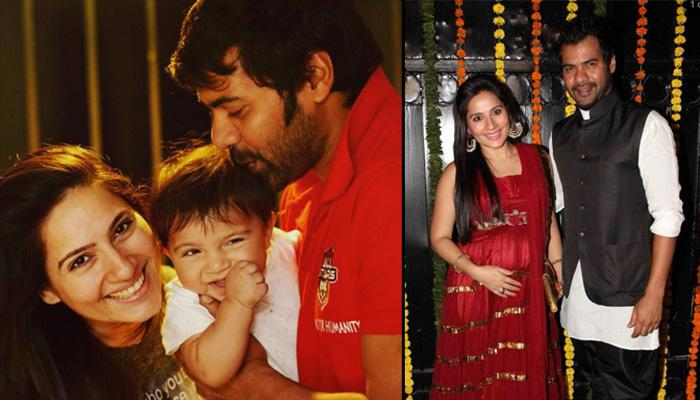 And It's A Baby Boy For Television Couple Kanchi Kaul And Shabir Ahluwalia