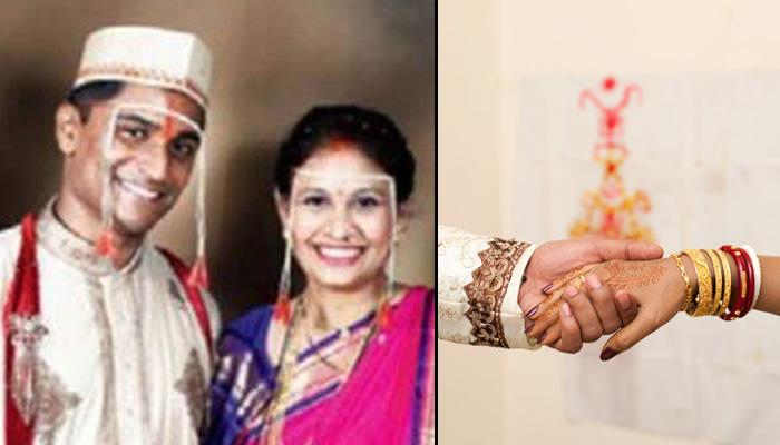 This Thane Family Cut Down On Their Daughter's Wedding Costs And Donated To The Poor Farmers