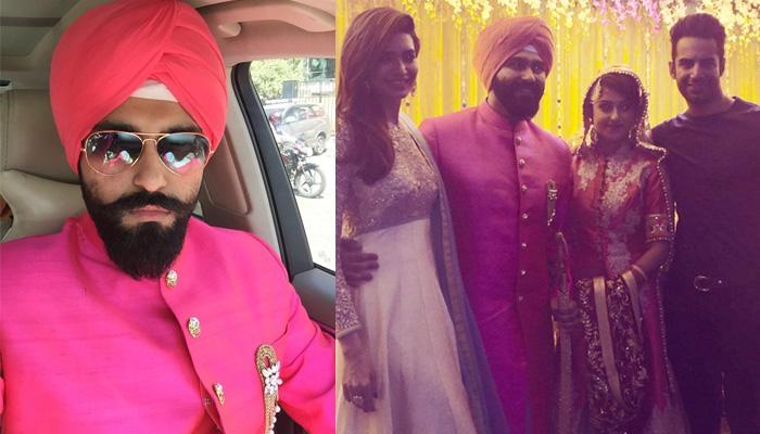 The Complete Wedding Album Of 'Bigg Boss 8' Fame Aarya Babbar And Jasmine Puri