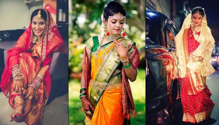 5 Inspiring Looks: Real Indian Brides And Their Stunning Wedding Sarees