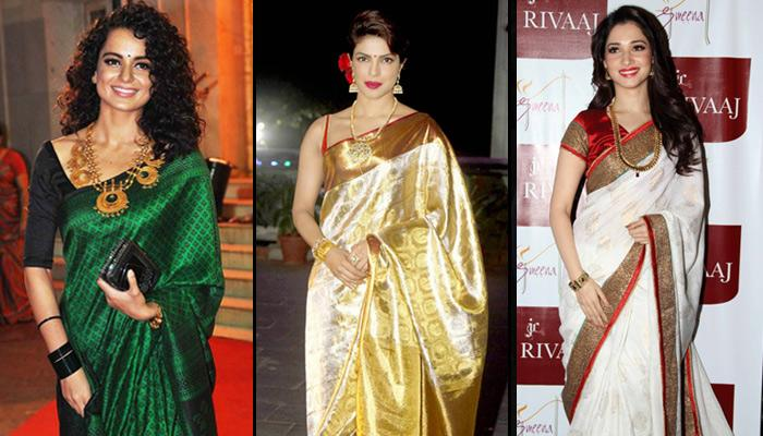 11 Different Types Of Gorgeous Silk Sarees Every Bride Must Have In Her Wardrobe