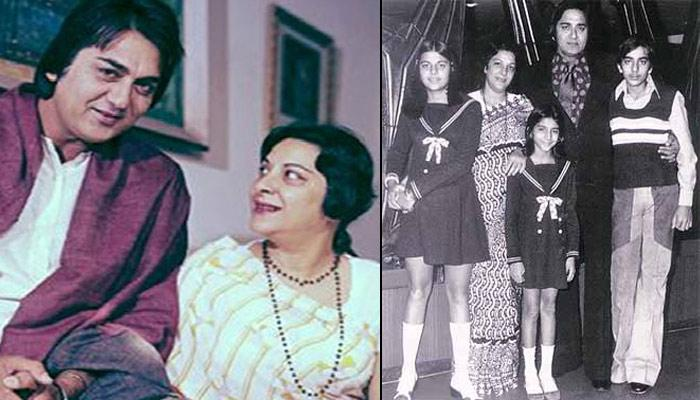 The Eternal Love Story Of Legendary Actors Sunil Dutt And Nargis