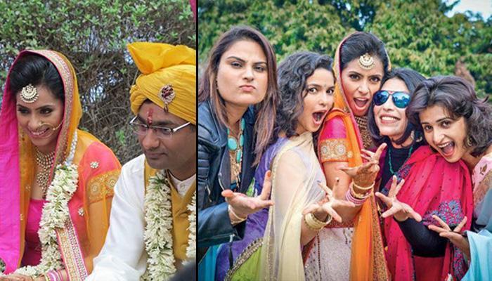 'Chak De India' Girls Re-Unite At Shubhi 'Gunjan' Mehta's Delhi Wedding