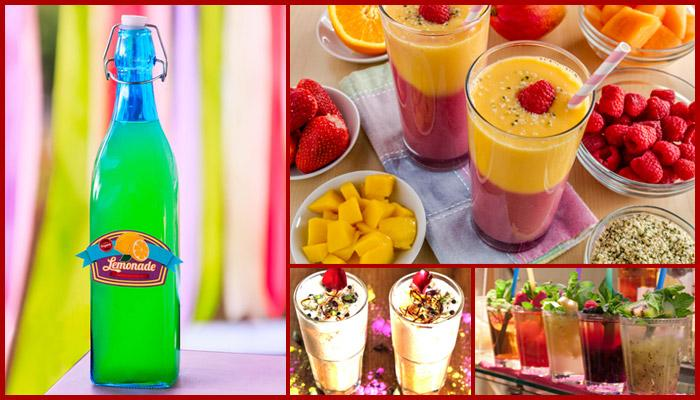 8 Cool And Refreshing Beverages For An Indian Summer Wedding