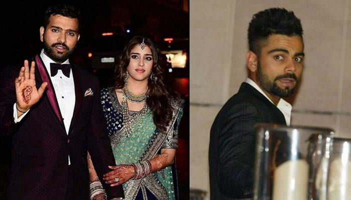Virat Kohli's Awesome Dance Steps On Rohit Sharma's Sangeet Will Want You To Do Bhangra With Him