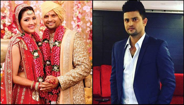 Indian Cricketer Suresh Raina And Wife Priyanka Chaudhary Are Expecting Their First Child