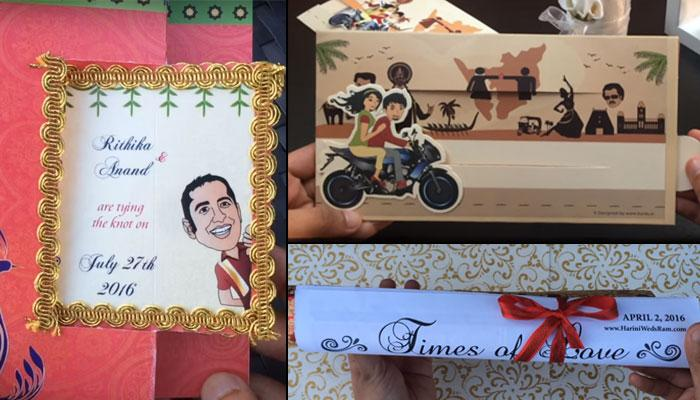 These Stunning And Interactive Wedding Invitations Will Blow Your Mind