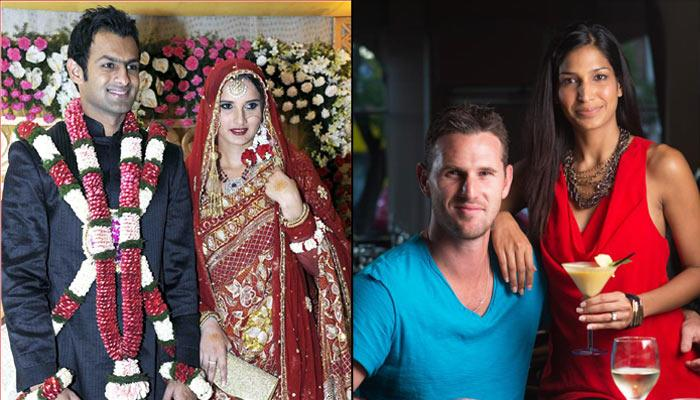 8 Foreign Star Cricketers Who Fell Head Over Heels In Love With Indian Women