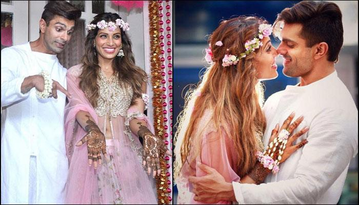 All The Details And Unseen Videos Of Bipasha Basu And Karan Singh Grover's Mehendi And Sangeet