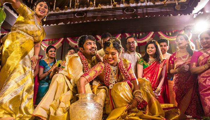 Chiranjeevi's Daughter's Wedding Video Is The Most Beautiful Thing You Will Watch On Internet Today