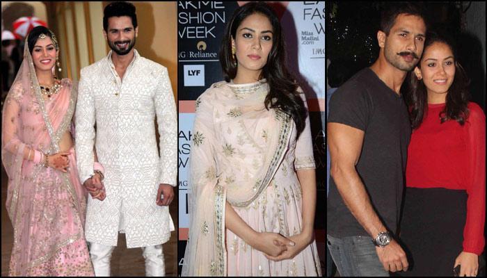 Shahid Kapoor's 'Baby Wife' Mira Rajput Is Pregnant: Designer Masaba Gupta Confirms The Rumours