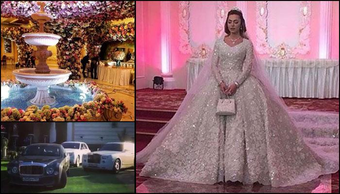 Top 9 Magnificent Takeaways From The One Billion Dollar Russian Wedding