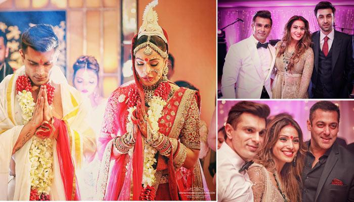 Crazy Monkey Wedding: Unseen Pictures Of Karan And Bipasha, Straight From Their Wedding Photographer